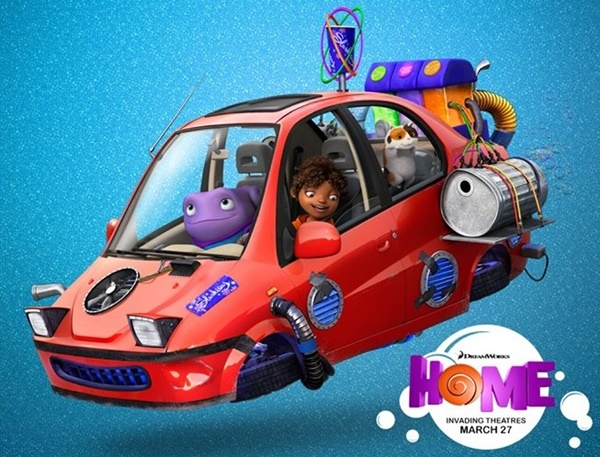 DreamWorks HOME In Theaters March 27th