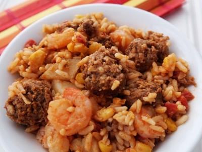 Midwest Jambalaya Recipe Featured