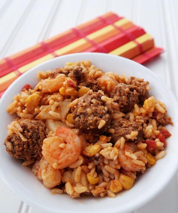 Midwest Jambalaya Recipe