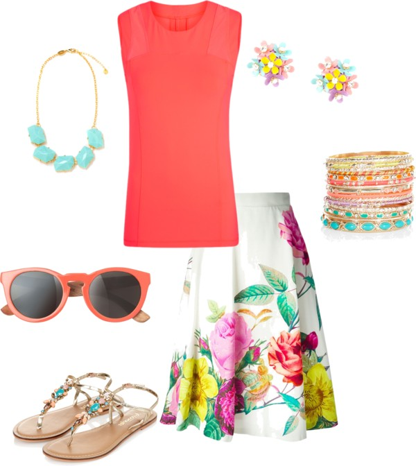 Spring Styles – Bright Colors, Florals, & Fun