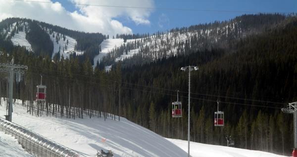 Winter Park Resort Ski Lifts
