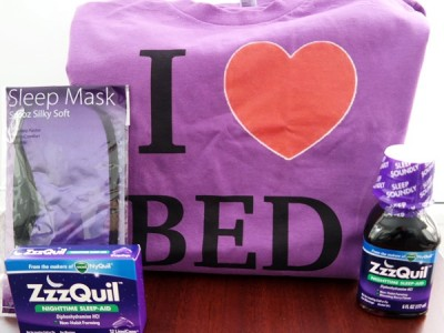 ZzzQuil Daylight Savings Time #losthour