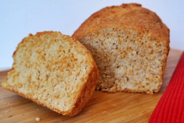 Cheesy Irish Beer Bread - Easy!