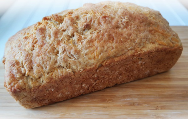 Cheesy Irish Beer Bread Recipe