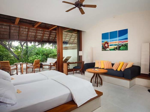 Conrad Maldives Twin Beach Villa