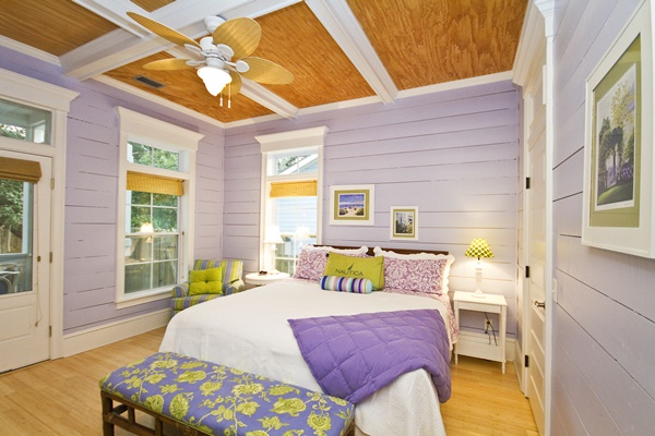 Happy House Bedroom Tybee Island