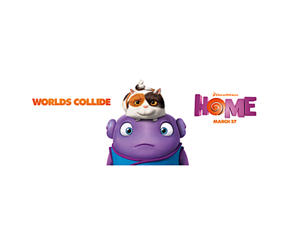 DreamWorks HOME Giveaway Including Visa Gift Card