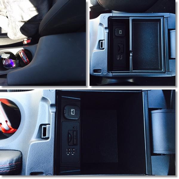 Mazda3 Center Console