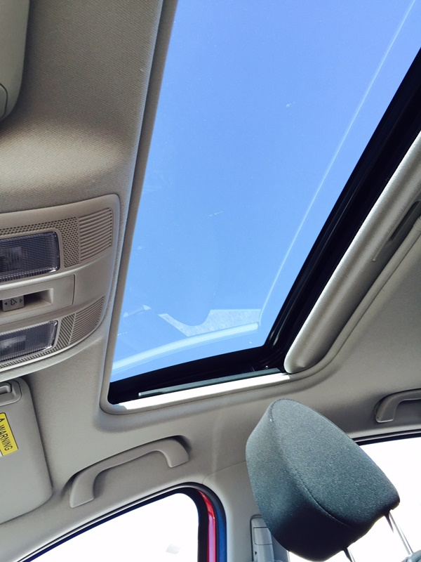 Mazda3 Sunroof