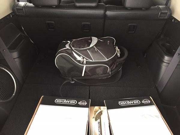 Mitsubishi Outlander Cargo