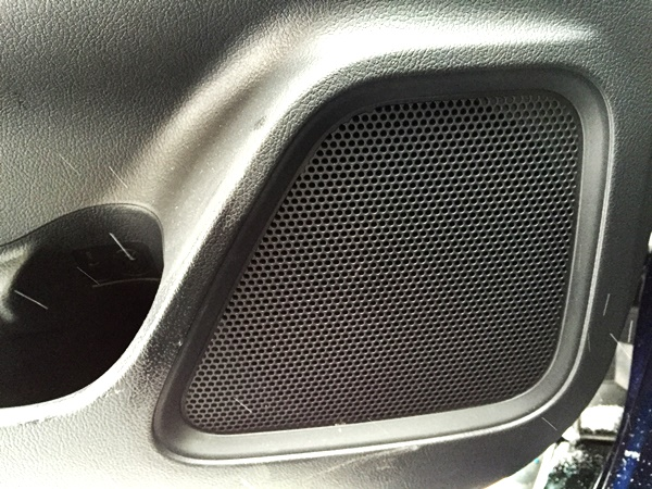 Mitsubishi Outlander Speaker Driver Side