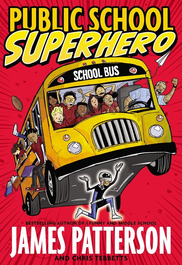 Public School Superhero Book