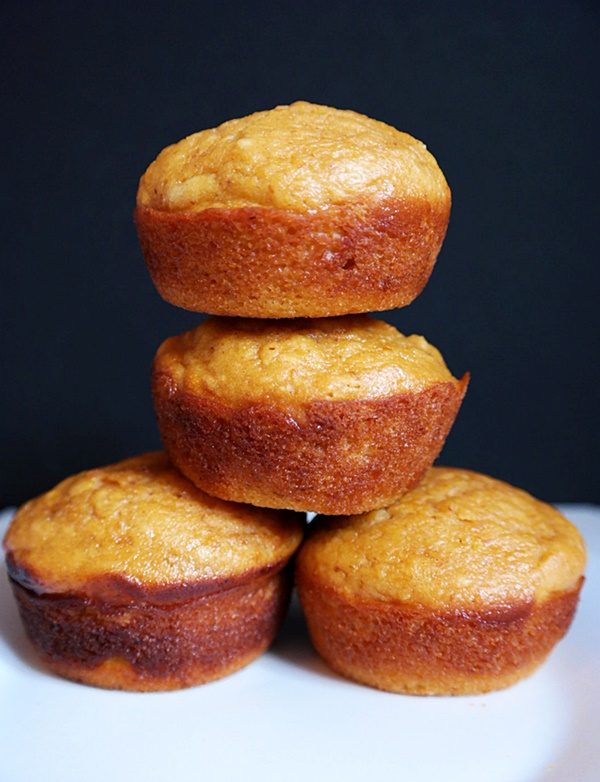 Pumkin Pie Cinnamon Brown Sugar Muffins
