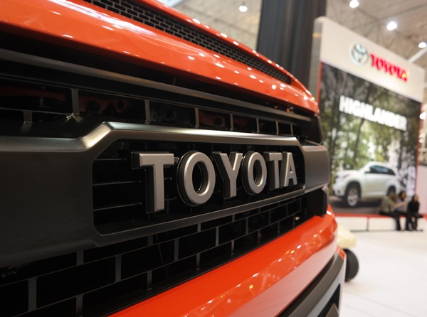 You Have To See Toyota At The Cleveland Auto Show