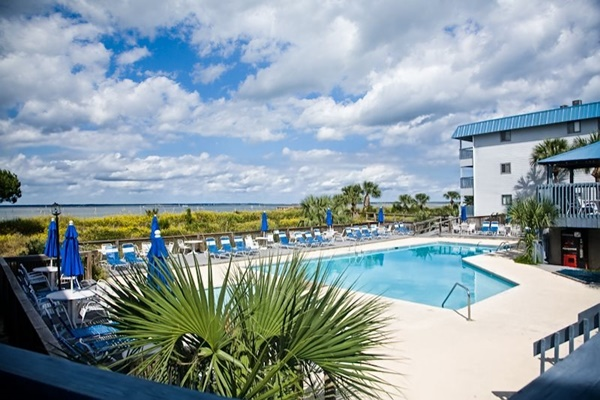 Tybee Island Bay Bliss Pool