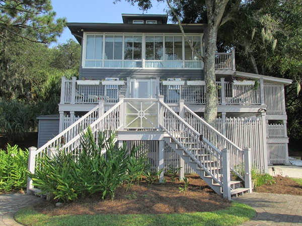 Tybee Island Cottage In The Sky