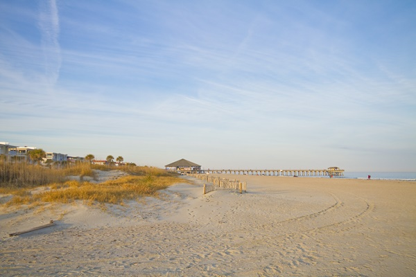 Tybee Island GA Beach