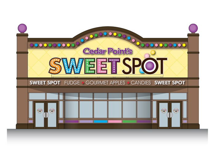 Cedar Point Sweet Spot
