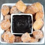 Cinnamon Sugar Baked Pretzels