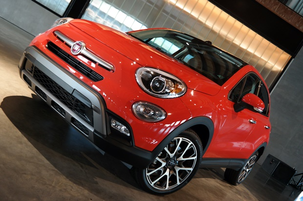 Fiat 500X is fun with personality