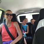Mazda5 Grand Touring Review Family
