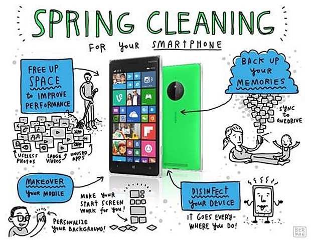 Microsoft Spring Cleaning