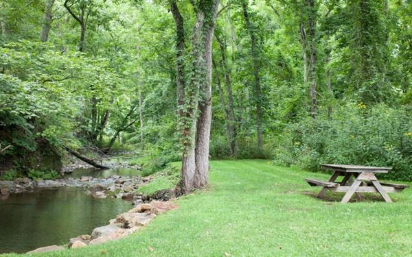 River Farm Outside Creek
