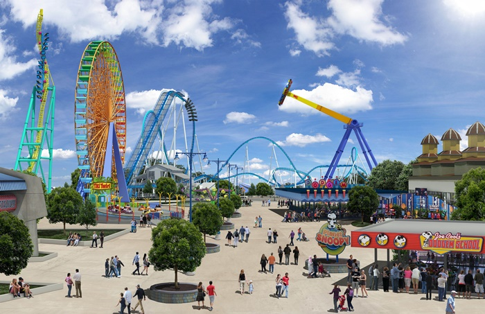 New At Cedar Point In 2015 – Rougarou, Hotel Breakers Renovation, & More