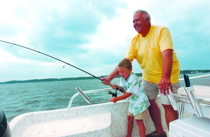 Things to do in wrightsville beach with kids for Wrightsville beach fishing charters