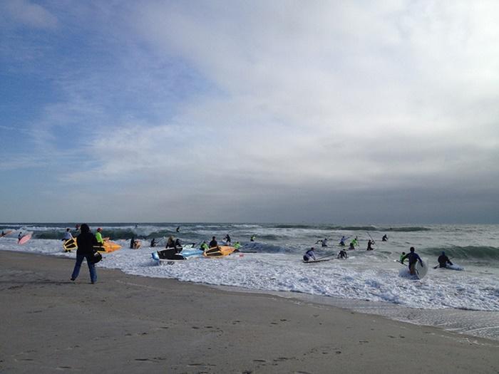 Wrightsville Beach SUP