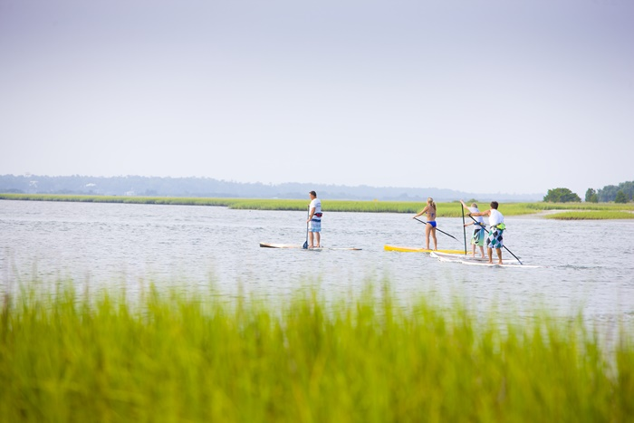 Wrightsville Beach Stand Up Paddleboarding