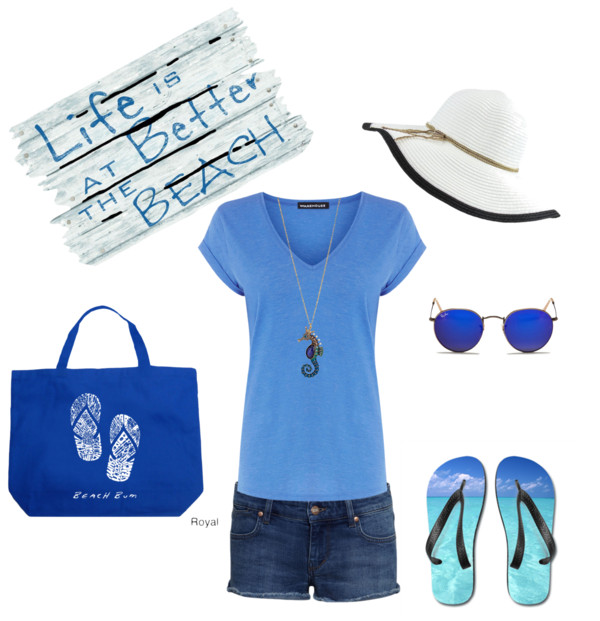 My Favorite Summer Beach Styles