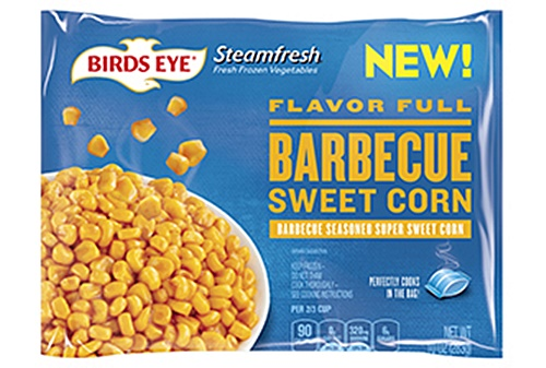 Birds Eye Barbecue Sweet Corn