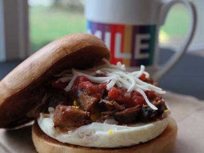 Breakfast Sandwich Featured