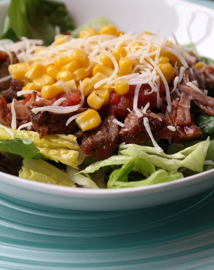 Carnitas Salad Recipe