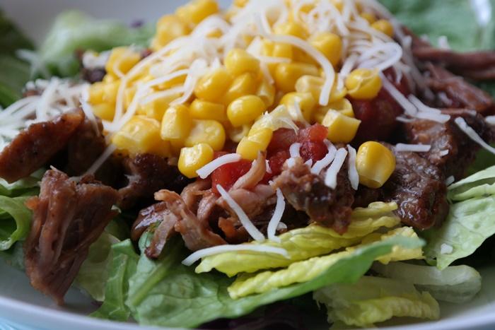 Kickin Carnitas Salad