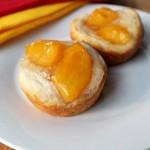 Easy Mini Peach Pie Recipe Featured