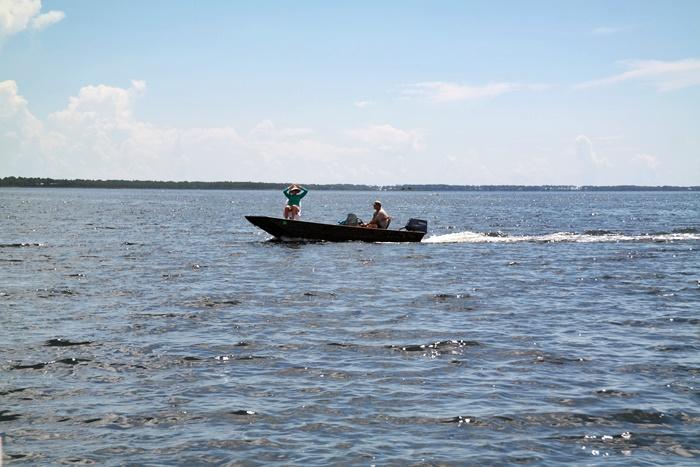Gulf County Boat