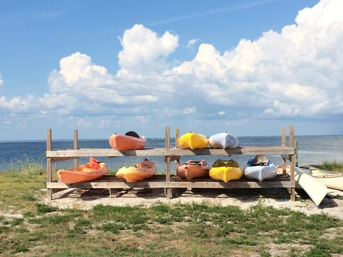 Gulf County Kayaks