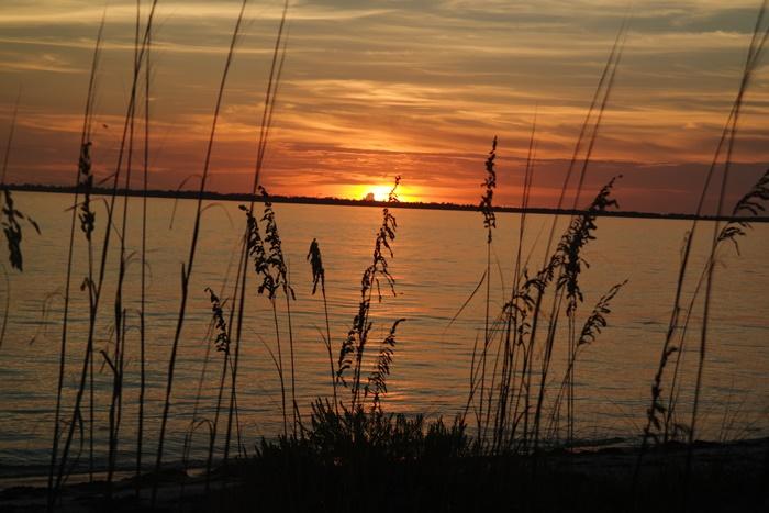 Gulf County Sunset Beach