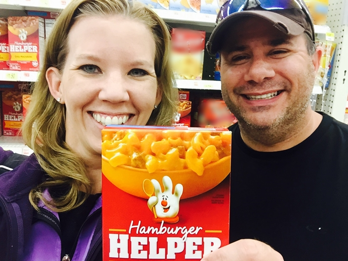 Hamburger Helper Walmart