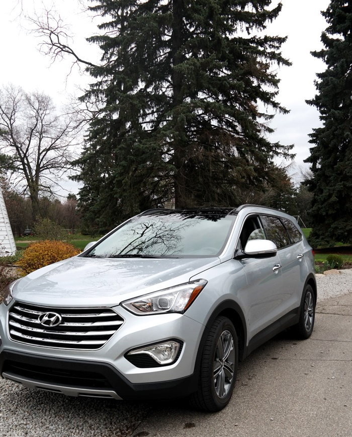 Hyundai Santa Fe Limited Review