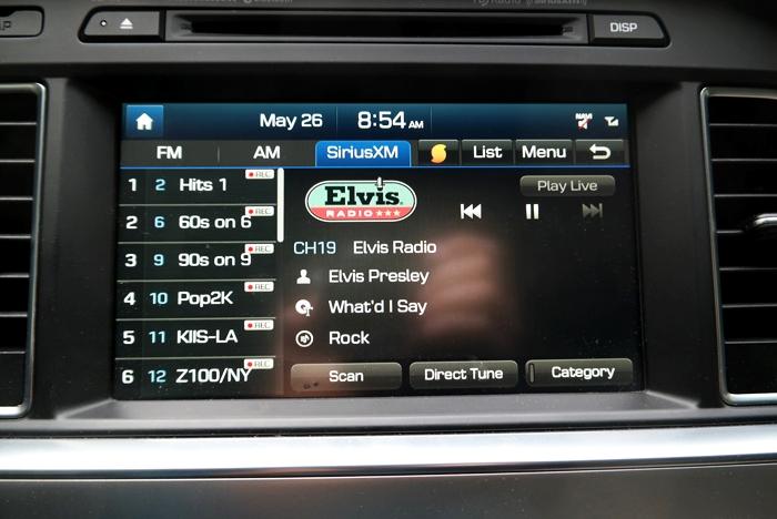 Hyundai Sonata Sport SiriusXM