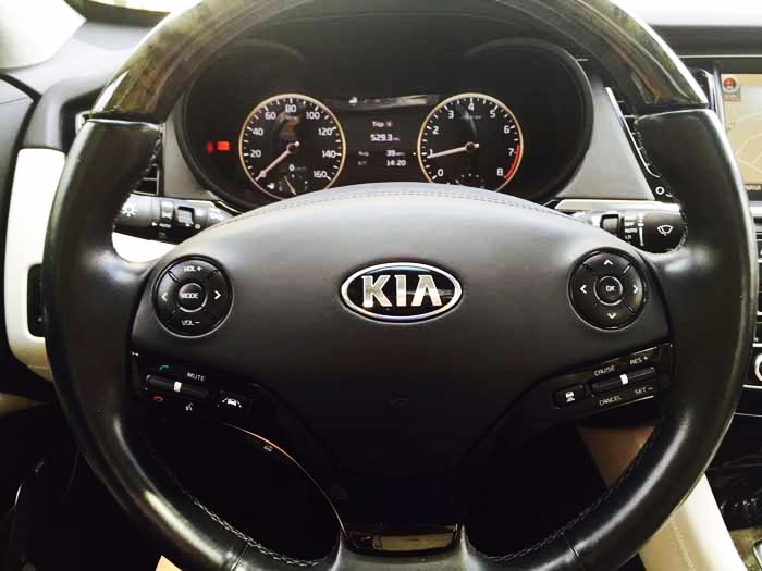 Kia K900 Steering Wheel