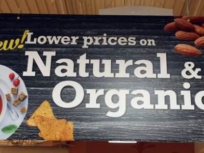 Kroger Natural and Organic Prices