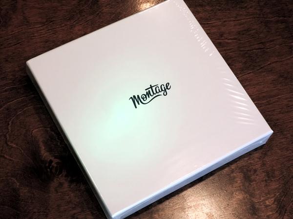 Montage Photobook Box