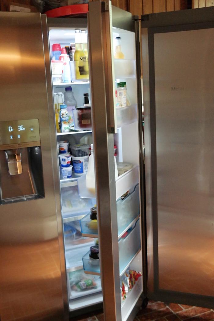Samsung Showcase Dual Door Refrigerator