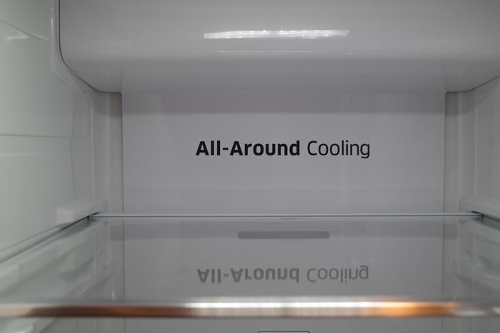 Samsung Showcase Lighting & All Around Cooling