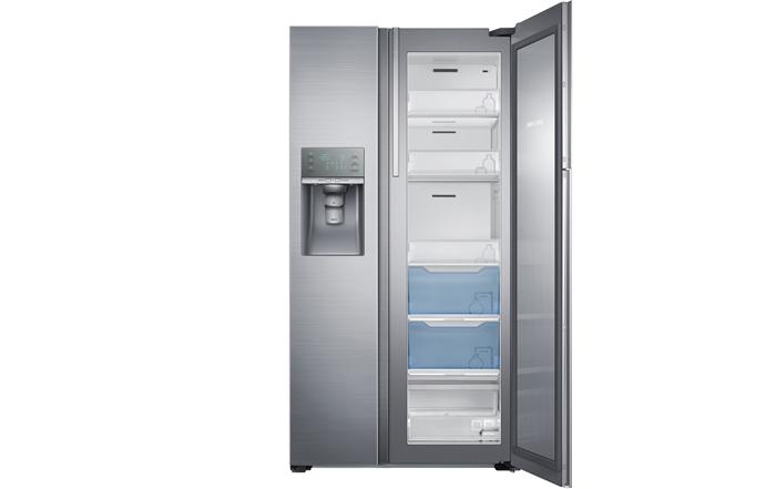 Samsung Showcase Side By Side Dual Door Refrigerator