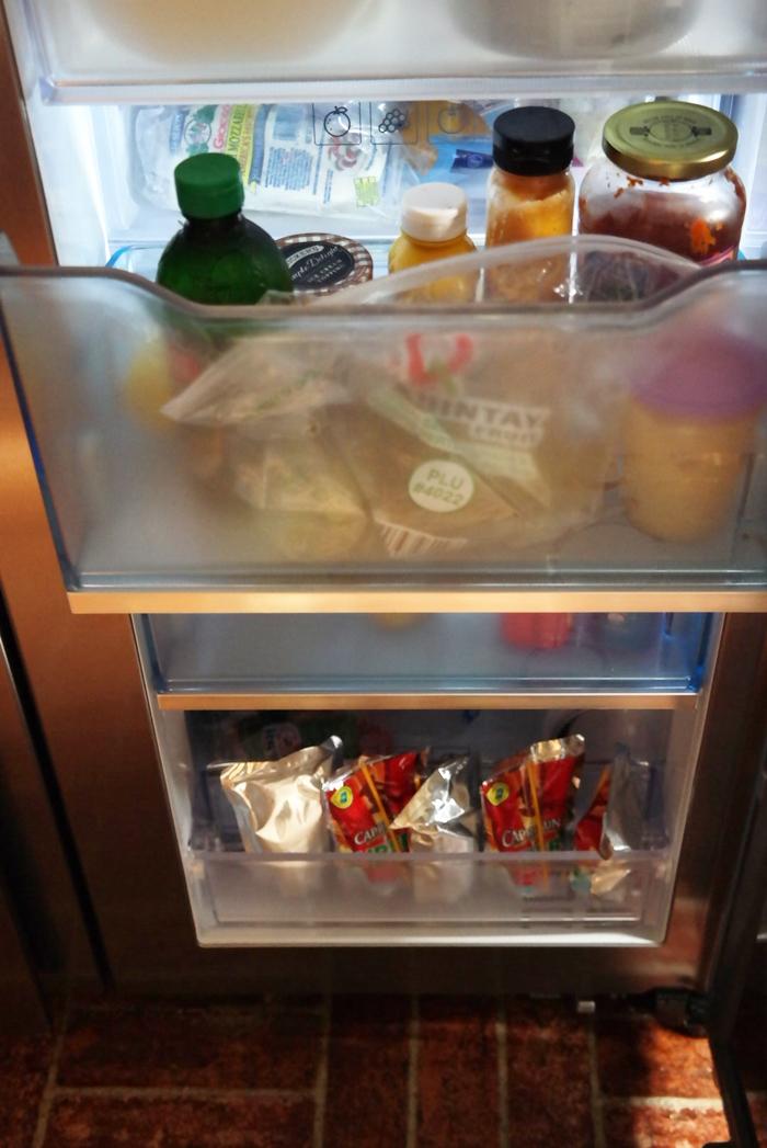 Samsung Showcase Snack Drawers